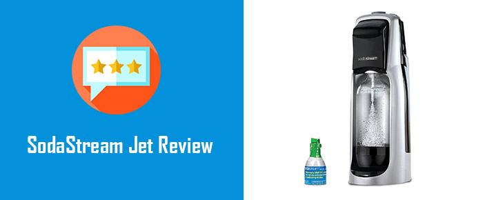 sodastream jet review