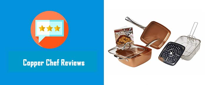 copper chef reviews