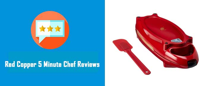 Red Copper 5 Minute Chef Reviews
